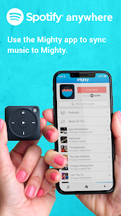 Mighty Audio Screenshot