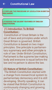 Law Notes (Basics of Law) 8