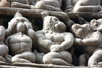 Photo: Year 2 Day 44 -  Some of the Detailed  Reliefs #3