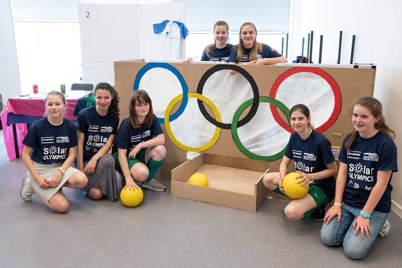 Solar Olympics 2018