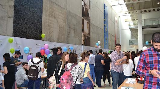Más de 120 proyectos en la IX Feria de las Ideas de la UAL