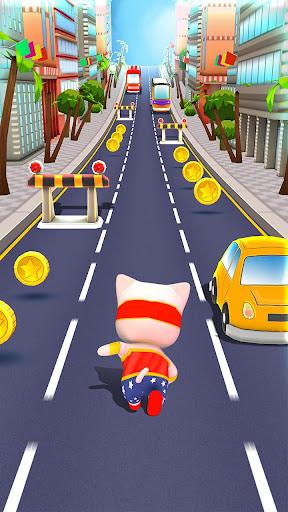 My Kitty Runner - Pet Games screenshots apkshin 7