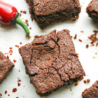 Chile Chocolate Brownies