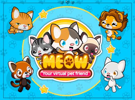 Meow, The Cat Pet