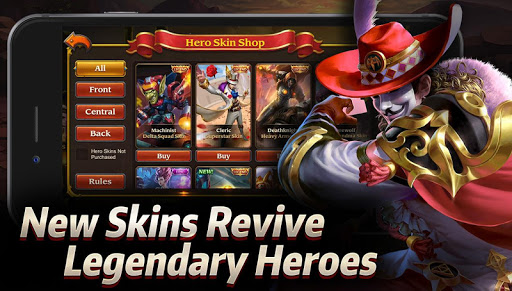 Heroes Charge 2.1.94 Cheat screenshots 3