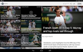 Screenshot of The Championships, Wimbledon
