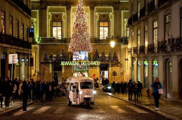 Excursões de Natal