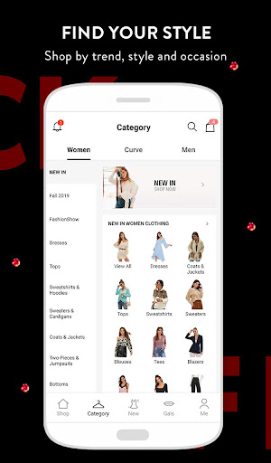 SHEIN-Fashion Shopping Online 6.7.9 screenshots 2