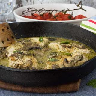 Cream Parmesan Pesto Sauce Recipes