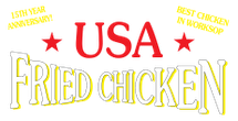 USA Fried Chicken Worksop