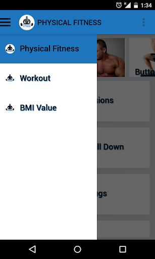 Physical Fitness 1.4 screenshots 3