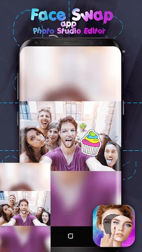 ? Face Swap App - Photo Studio Editor ? 1.0s screenshots 6