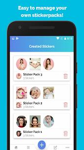 SticStickers for WhatsApp – WAStickerApps v2.0 [Unlocked] APK 7