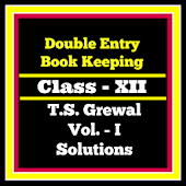 Account Class-12 Solutions (TS Grewal Vol-1)