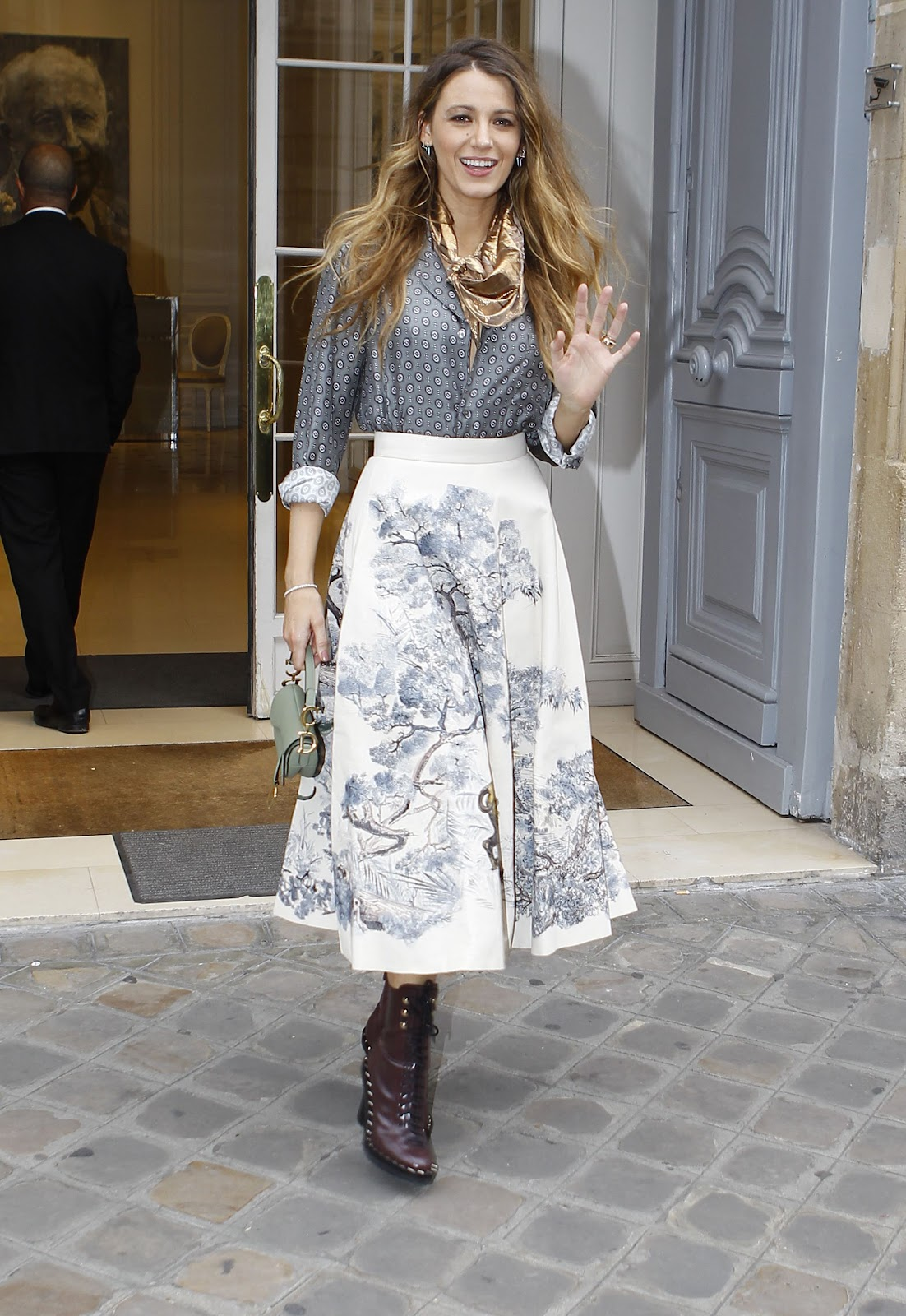 Blake Lively Style File - Every One Of Blake Lively's Dreamiest ...