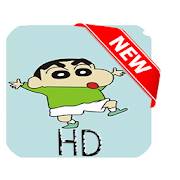 shinchan wallpaper HD icon