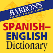 Barron's Spanish - English Dictionary