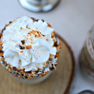 Creamy and Delicious Crockpot Hot Chocolate.