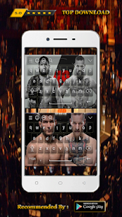New Keyboard For Khabib Nurmagomedov UFC for PC-Windows 7,8,10 and Mac apk screenshot 3