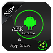 Apk Extractor and share Apps