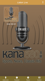 KANA 580 AM- screenshot thumbnail