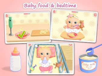 Sweet Baby Girl - Dream House and Play Time APK screenshot thumbnail 10
