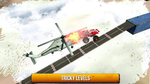 Impossible Monster Stunts: Car Driving Games painmod.com screenshots 23