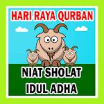 NIAT SHOLAT IDUL ADHA Icon