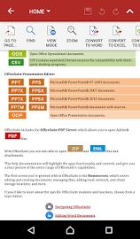 OfficeSuite + PDF Editor Screenshot 3