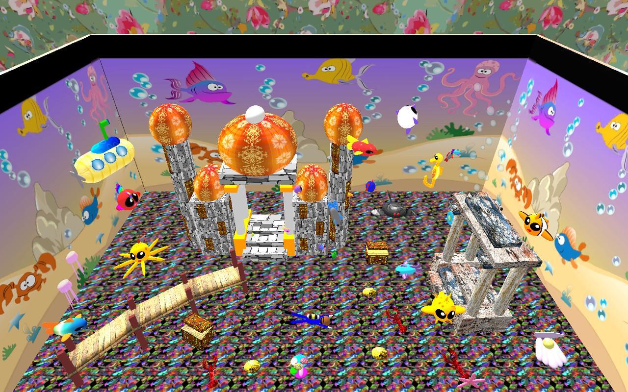 Fish for aquarium games - Fish Tank Games Screenshot