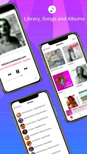 iMusic OS 12 - iPlayer (i.Phone X) iMusic_1.7 screenshots 1