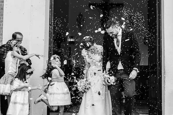 Fotógrafo de bodas Alfonso Azaustre (azaustre). Foto del 12.12.2017