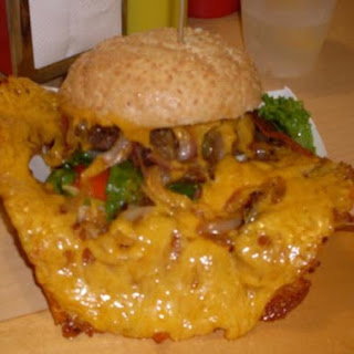 1/3 -Pound Squeeze Burger (as seen on DDD)