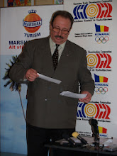 Photo: MIHAI MIRON, presedintele Uniunii Ziaristilor Profesionisti din Romania