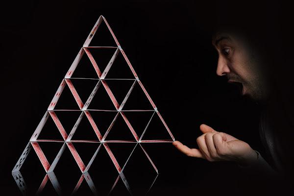 The juggler di Sergio Rapagnà