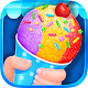 Summer Snow Cone - Icy Rainbow Food Maker (game)
