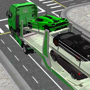 Car Transporter Truck Pro for PC and MAC