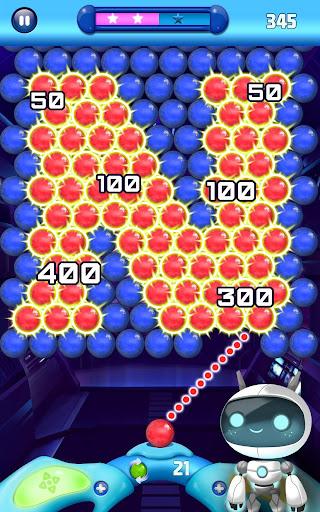 Tirador de burbuja nano  trampa 10