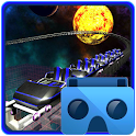 Space Roller Coaster VR (CardBoard) icon