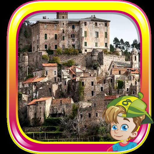 解谜のバレストリーノからの脱出 LOGO-記事Game