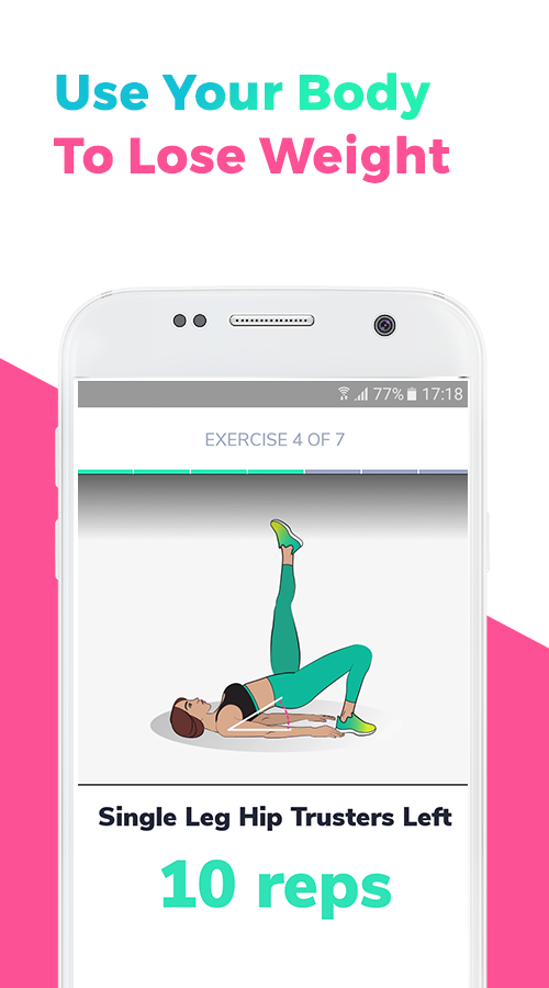 BetterMe: Burn Calories With At-Home Workouts- screenshot