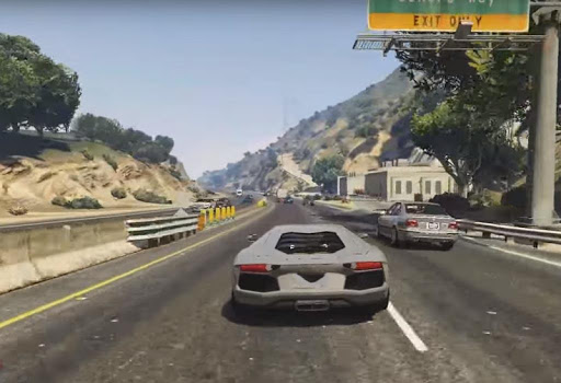 Bugatti And Lamborghini Car Game 1.0 2