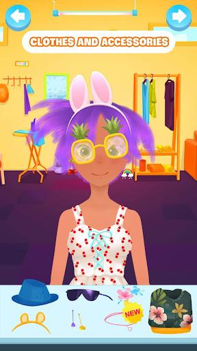 Hair salon games screenshot 3