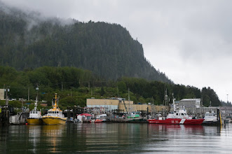 Photo: Prince Rupert's commercial marina