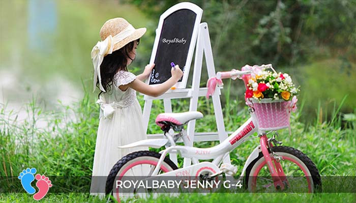 Xe đạp RoyalBaby Jenny G-4 5