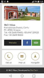 S&O Villas- screenshot thumbnail