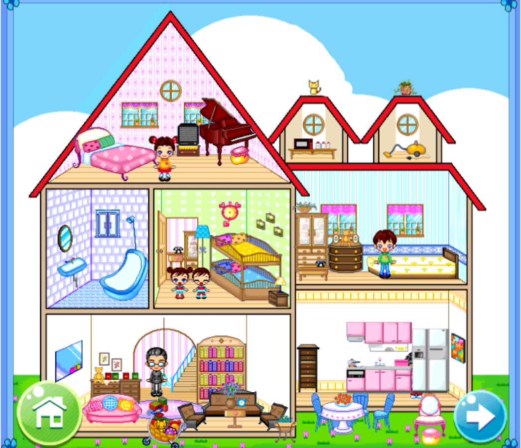 My dream house decoration android apps on google play for My home decoration
