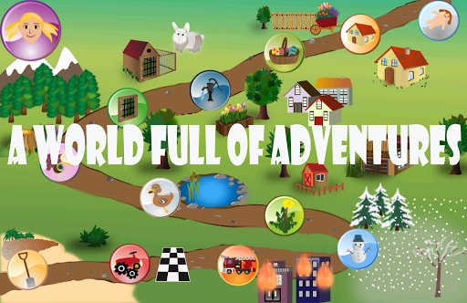 My Day - Kids Adventure screenshot