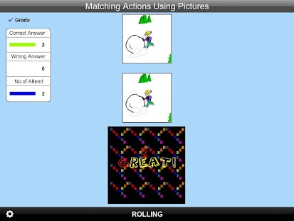 Matching Action Using Pic Lite- screenshot thumbnail