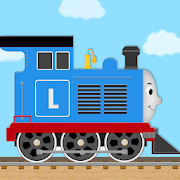 Brick Train Build Game For Kids & Preschoolers